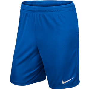Blarney United FCPark II Knit Short - Royal Blue Youth 2018